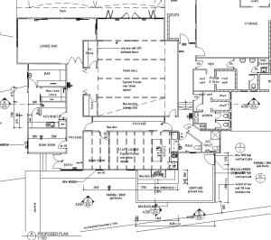 Redevelopment Floor Plan